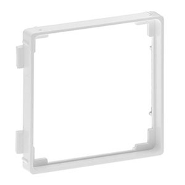 752143 Legrand Valena Life Zentralplatte/Adapter 50x50, ultraweiß Produktbild