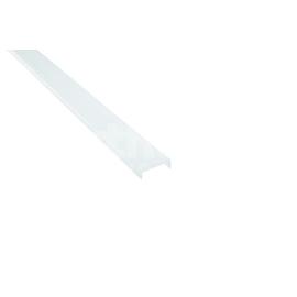 62399822 Barthelme Abdeckung opalweis 27,4x7,9x2000mm Produktbild