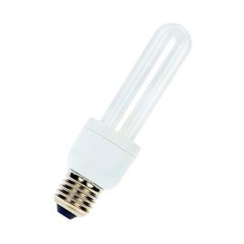 45078 Scharnberger+Hasenbein Energiesparlampe 44x145mm E27 12VDC 7W Produktbild