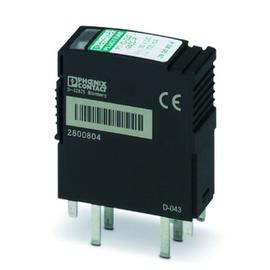 2800813 Phoenix PT IQ 4X1 24DC P Überspannungsschutz-Stecker Produktbild