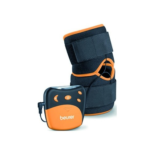 647.01 (8) Beurer EM 29 TENS gegen Schmerzen im Knie/Ellenbogen Produktbild Front View L