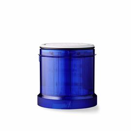 901015405 Auer YDC LED Warn /Dauerleuchten Modul, blau, 24 V AC/DC Produktbild