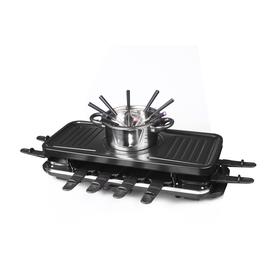 426001 Silva RG F12 Raclette 12 Pfännchen  Fondue Set  1600W Produktbild