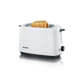 228600 Severin AT2286 Automatik Toaster Kaltwand  Röstaufsatz  weiss Produktbild
