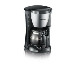 480500 Severin KA4805 Filterkaffeemasch. 4Tassen  schwarz edelstahl gebürstet Produktbild