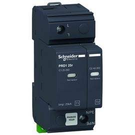 16329 Schneider Elec. iPRD1  BL+Ü Abl. 1Px2+HK 25r Typ1+2(B+C) Produktbild