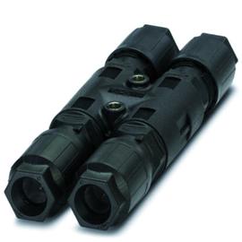 1406369 Phoenix QPD H 4PE2,5 4X9 16 BK H-Verteiler Produktbild