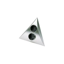 50660217001 Hera Luxor 2ST   D chrom-matt Produktbild