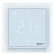 140F1140 Devi Devireg Smart Design Uhren thermostat m.AppSteuerung RAL9016 Produktbild