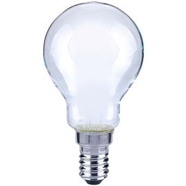 37-75405 Tele-Sound LED Tropfenform G45 Filament 4W E14 2700 K matt Nachfolger Produktbild