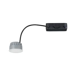 93836 Paulmann EBL Coin dim LED 1x7W 2700K 230V 51mm Satiniert/Kst Produktbild