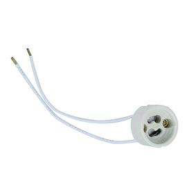 53303 Scharnberger+H. Fassung GU10 für HV   Halogenlampen Produktbild