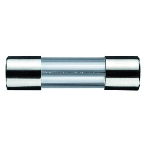 60346 Scharnberger+H. Feinsicherung 5x20 mm träge 6,3A Produktbild Front View L