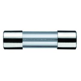 62769 Scharnberger+H. Feinsicherung 6,3x32 mm mit Löschmittel 250V flink 6, Produktbild