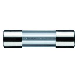 62814 Scharnberger+H. Feinsicherung 6,3x32mm 500V 6,3A superflink Produktbild
