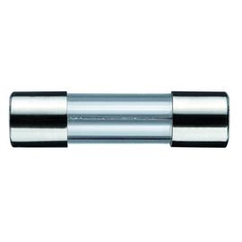 62857 Scharnberger+H. Feinsicherung 6,3x32 mm 250V 200mA mittelträge Produktbild