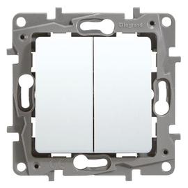 664709 Legrand NILOE WS/TASTER OHNESPRK UW Produktbild