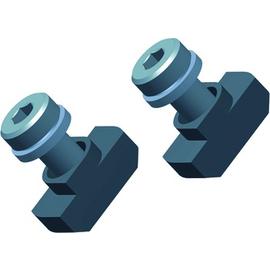 509.015 Bachmann Steckdoseneiste Factory Hammermutter Set M6 für T Nut Profil 10 Produktbild
