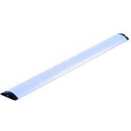 930.028 Bachmann Easy Bridge 100cm ALU eloxiert silber, trittfester Bodenkanal Produktbild