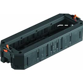 7408727 Obo UT4 45 4 Universalträger für 4 Modul45 Geräte 208x76x40 Polyamid  gr Produktbild