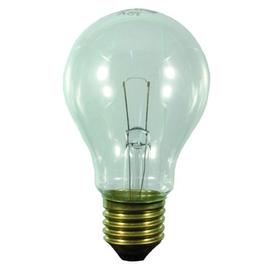 40912 Scharnberger+H. Allgebrauchslampe B 60x105mm E27  235V 75W VAL klar 8.000h Produktbild