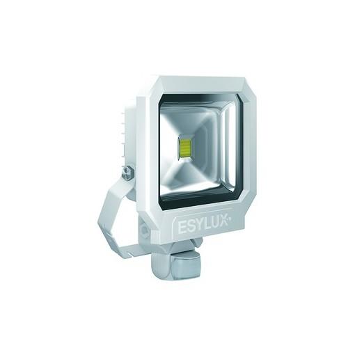 EL10810176 Esylux AFL SUN LED 30W 5K WH Fluter mit Bewegungsmelder 2700lm weiß Produktbild Front View L