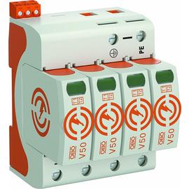 5093518 Obo V50 4+FS 280 CombiController V50 vierpolig mit FS 280V Produktbild