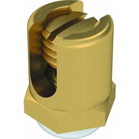6404001 Obo EKL 25 M8 Erdungsklemme mit M8 Gewinde und Schraube 25mm² Messing Produktbild