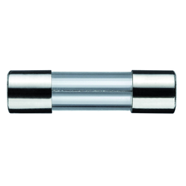 62622 Scharnberger+H. Feinsicherung 5x30 mm 500V 5A mittelträge Produktbild