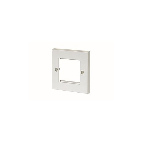 130B20F125-E Metz Connect Frame 86x86 FOR 2x25x50 Produktbild Front View L