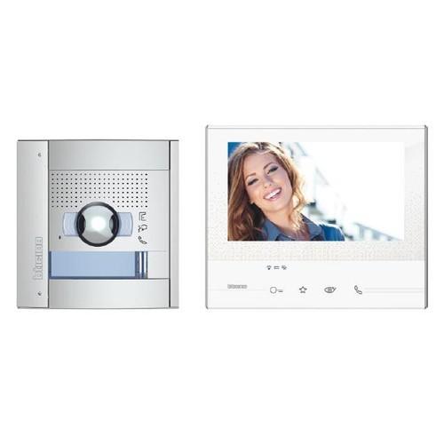 365011 Bticino FLEX VIDEO SFERA + X13E Produktbild Front View L
