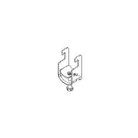 065103 Niedax BU 22 Universal Bügelschelle, für Kabel Ø 18 22 mm 1 fa Produktbild
