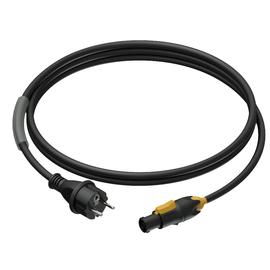 CAB433/1.5 Procab Netzkabel Schukost. Powercon True1 (NAC3FX W)   H07RN F 3G1 Produktbild
