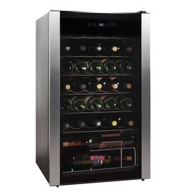500010 Silva WKS 1-36 Weinkühlschrank A 34 Flaschen H84,2xB49xT44cm Produktbild