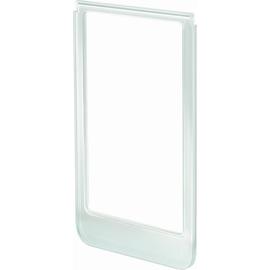 13202109 Berker BERKER R.1 Rahmen Elcom Video rund Glas polarweiß Produktbild