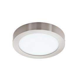 96678 Eglo LED BLE RGB/CCT DL Ø300 NICKEL FUEVA-C Produktbild
