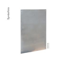PSDMPB1100 ERA Polyesterschrank Montageplatte verzinkt Produktbild