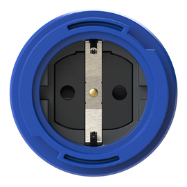 20351-8bc PC-Electric Anbaudose IP68 75x75 nat Shut m.Deckelb. Produktbild