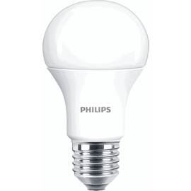 70711100 Philips LED Lampe DimTone 806lm MASTER 9-60W 927 A60 E27 matt 2700-2200K Produktbild