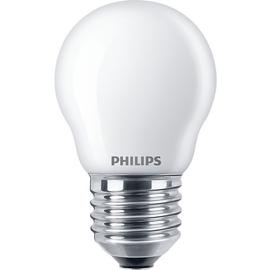 70647300 Philips classic LEDLuster 4.3 40W P45 E27 FR Produktbild