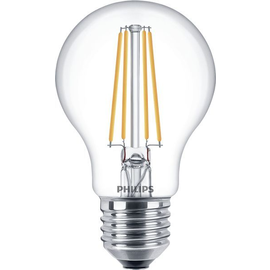 74273000 Philips Lampen CLA LEDBulb ND 7 60W E27 WW A60 CL Filament Produktbild