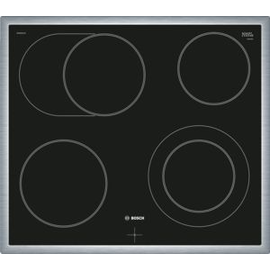 NKN645GA1E Bosch Elektro-Kochfeld mit Bräterzone u. Zweikreiszone Produktbild