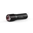 501046 Led Lenser P7 LED-Taschenlampe 450-Lumen inkl. 4xAAA, Tasche (Box) Produktbild