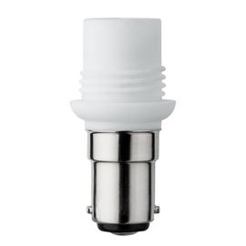 54928 Paulmann Minihalogen Sockel für G9 Stiftsockel B15d 230V Weiß Produktbild