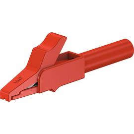 24.0157-22 Multi-Contact SAGK4-K 4mm Sicherheitsabgreifer rot Produktbild