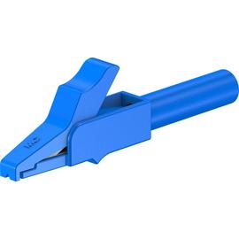 24.0157-23 Multi-Contact SAGK4-K 4mm Sicherheitsabgreifer blau Produktbild