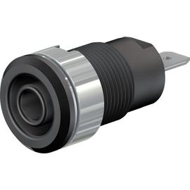 49.7044-21 Multi-Contact SLB4-F/N-X 4mm Sicherheitsbuchse schwarz Produktbild