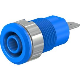 49.7044-23 Multi-Contact SLB4-F/N-X 4mm Sicherheitsbuchse blau Produktbild