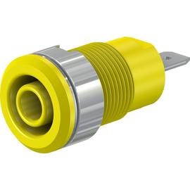 49.7044-24 Multi-Contact SLB4-F/N-X 4mm Sicherheitsbuchse gelb Produktbild