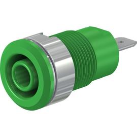 49.7044-25 Multi-Contact SLB4-F/N-X 4mm Sicherheitsbuchse grün Produktbild